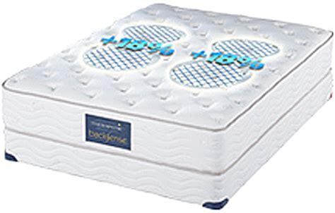 Therapedic Bed Satu Set Dr Pedic 100x200 therapedic backsense firm mattress