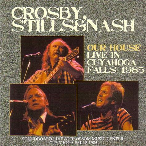 crosby stills nash our house crosby stills nash our house 2cd r project zip pjz 010a b ロック