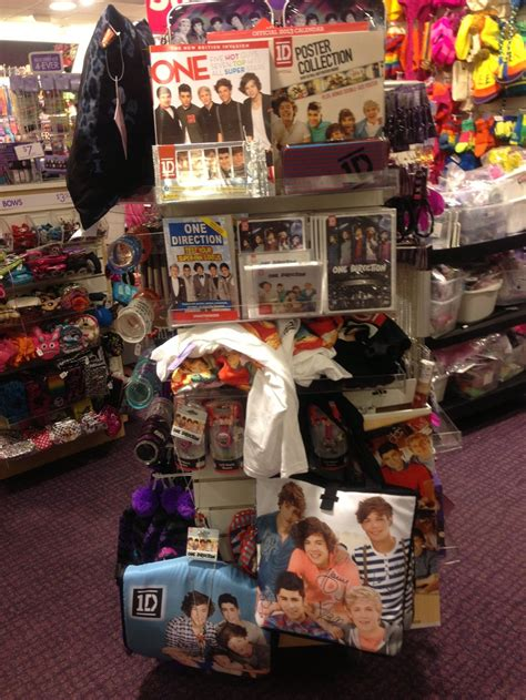 My Items From Claires 4 by Me There S So Much One Direction Merch At S