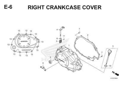Suku Cadang Motor Honda New Megapro katalog suku cadang honda new mega pro fi kye
