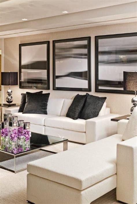 white sofa living room ideas 25 best ideas about black leather sofas on