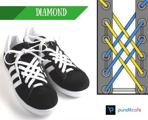 tutorial mengikat tali sepatu cantik 44 cara mengikat model tali sepatu yang keren unik dan