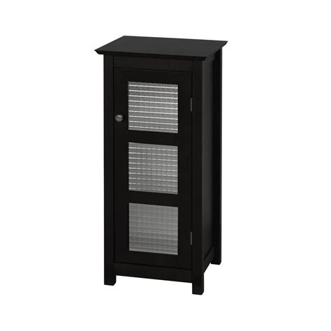 Floor Storage Cabinets With Doors Home Fashions Cape Cod 13 1 2 In W X 30 1 2 In H X 13 In D Bathroom Linen Storage