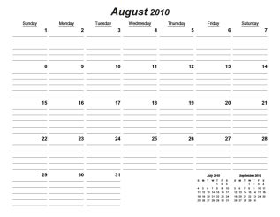 printable calendar ruled printable lined calendar templates calendar template 2018