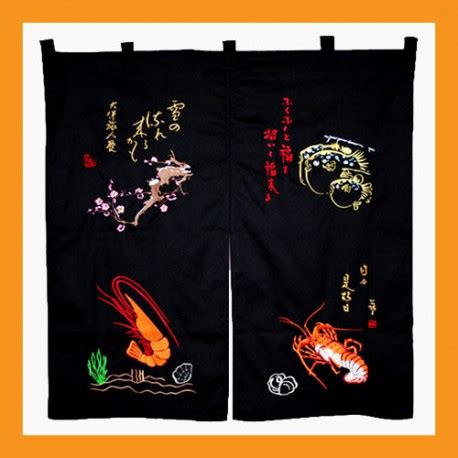 sushi curtain sushi shop noren curtain for japanese restaurant bar