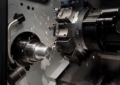 cnc lathe  swiss machining spectron manufacturing