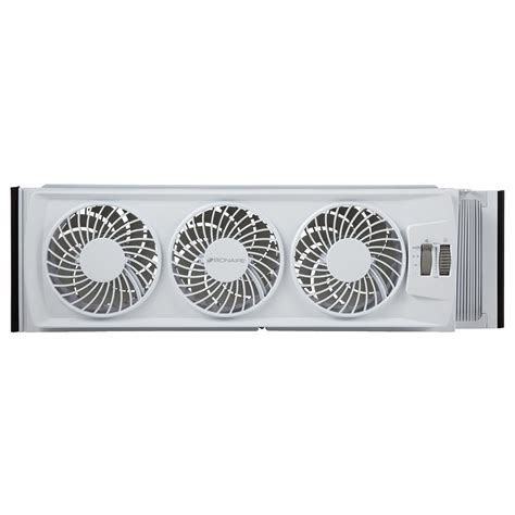 bionaire twin window fan bionaire 9 in twin window fan with remote control