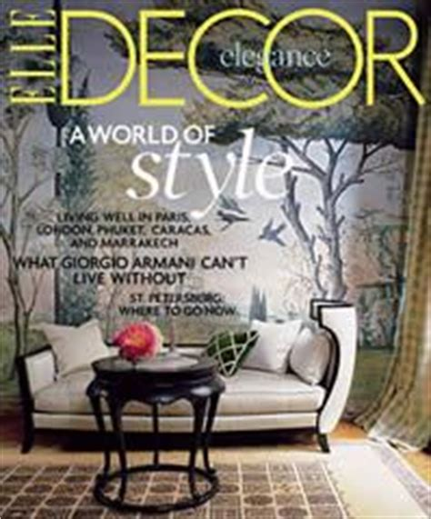 magazine for home decor 1000 images about elle decor on pinterest ellen