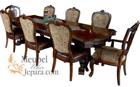 Makan Meja Di Raja Kuring bagaimana keunggulan meja makan jati jepara meubel ukir