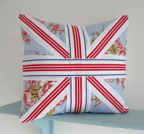 sewing pattern union jack you have to see union jack pillow cover sewing guide by