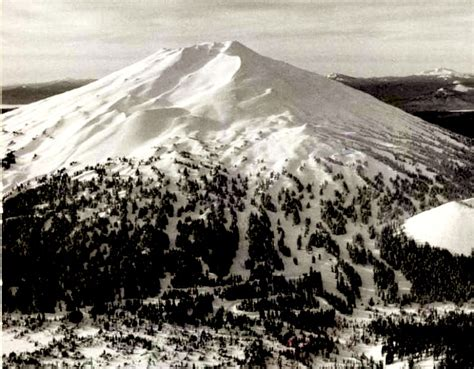 the history of mt bachelor or snowbrains