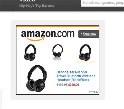 amazon ads kevin lee random research musings i like the amazon