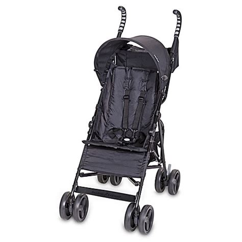 bed bath and beyond strollers buy baby trend 174 rocket stroller in black from bed bath