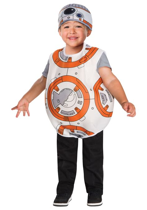 wars costumes wars toddler bb 8 costume