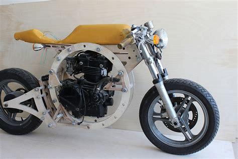 Design Indaba Cafe Racer | jack lennie designs a motorbike you can download design