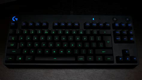 Logitech Keyboard Gaming G Pro logitech g pro tenkeyless gaming keyboard review wasd