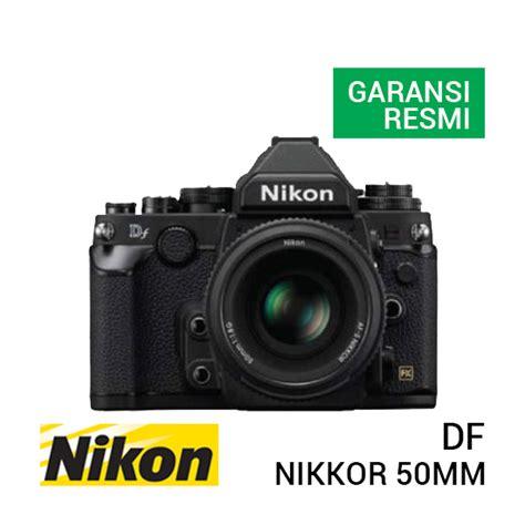 Nikon Af S 50mm F1 8g nikon df with af s nikkor 50mm f1 8g harga dan spesifikasi