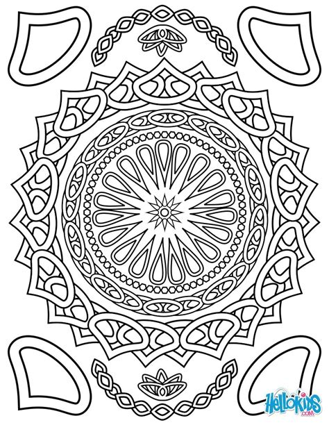 Coloring For Adults Coloring Pages Hellokids Com Coloring For Adults Free