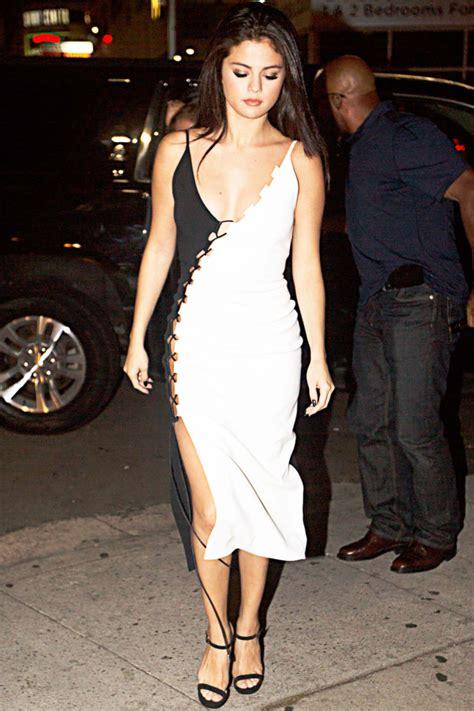 selena gomez best dress selena gomez s best fashion moments to date