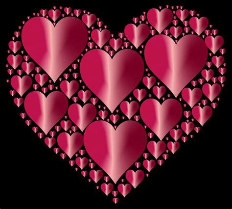 imagenes que se mueven de corazones vector gratis coraz 243 n corazones 3 el amor imagen