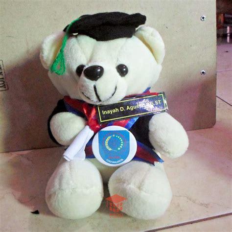 Teddy Kuning Hitam 8199m teddy imut sttn batan kado wisudaku