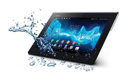 Tablet Sony Xperia S the benefits of taking a tablet with you on your travel on tap