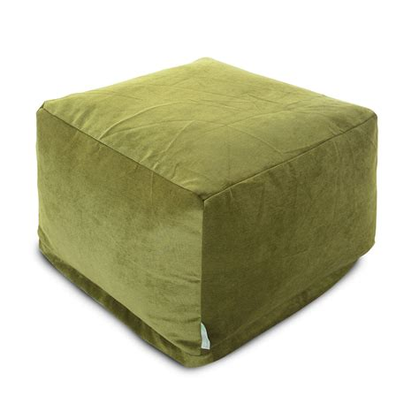 plush ottoman plush ottoman from dot bo my wishlist