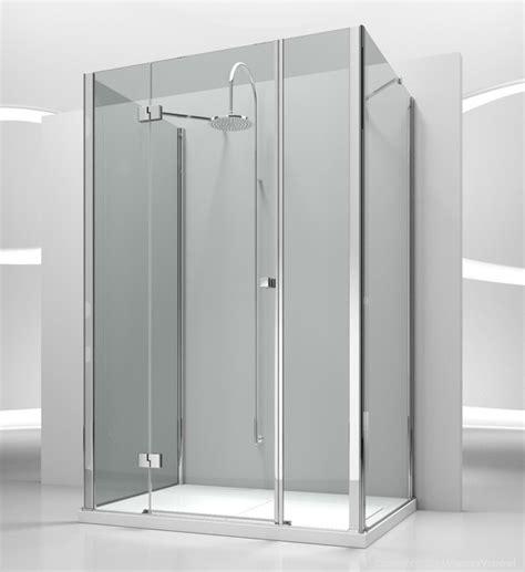 box doccia in vetro temperato box doccia su misura in vetro temperato sintesi sg sm sg