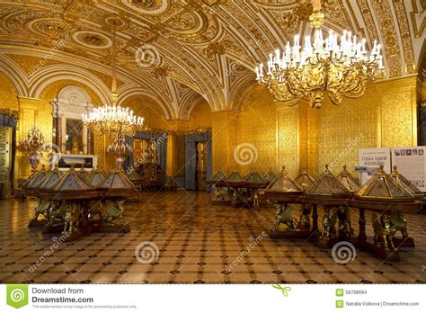 room russia the gold drawing room of russian empress alexandra feodorovna in the state hermitage editorial
