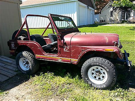 Jeep Project For Sale Cj5 Jeeps For Sale