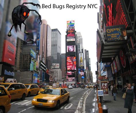 health risk communication bed bugs registry