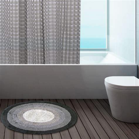 Circle Bath Mat by 100 Cotton Bath Mats Bathroom Washable Mat Towel Like Ebay