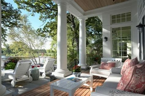 Veranda design: Tips and 70  photos of decorating ideas