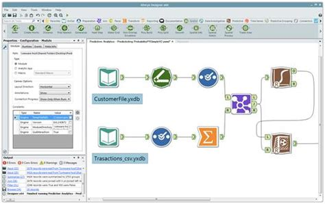 qlikview workflow blending structured and unstructured data analytics8
