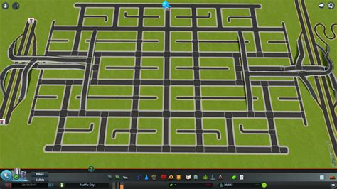 industrial zone layout cities skylines steam community guide the beginner s guide to traffic