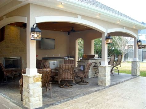 outdoor patio kitchen fotogalerie outdoor kitchens houston dallas katy cinco ranch