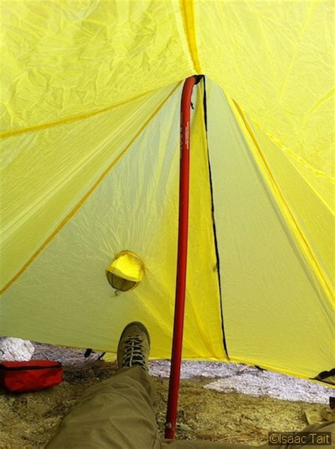Tenda Range Ultraligh Tent range ultralight tent seattle backpackers magazine