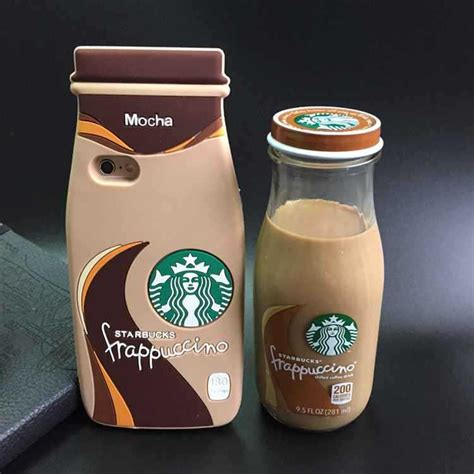 2015 3d Starbucks Mocha Coffee Phone Case For Iphone 6