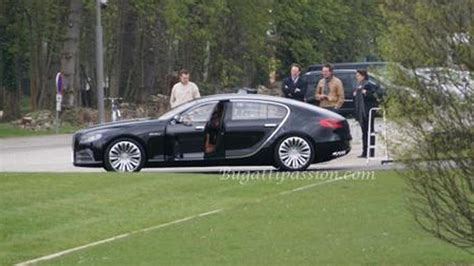 bugatti c16 bugatti 16c galibier spotted out about