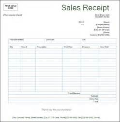 Sales Receipts Template Free Sales Receipt Free Sales Receipt Sample Templates