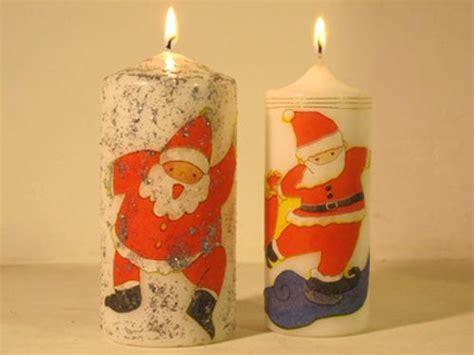 tutorial decoupage en velas decora cirios y velas paperblog