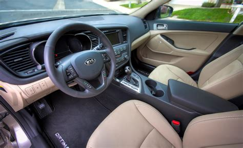 2013 Kia Interior by Car And Driver