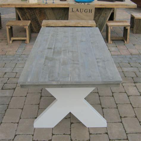tafel leipzig steigerhout tafel leipzig steigerhouten meubelen