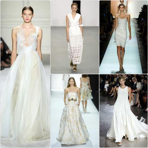 Die Schönsten Hochzeitskleider by Die Sch 246 Nsten Hochzeitskleider Vom Laufsteg