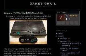 Wondermega X Eye Video Game Console Library