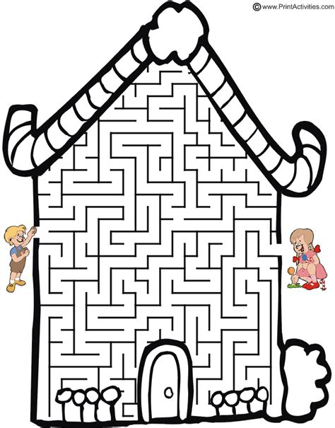 Hello Hansel N Gretel tales mazes learningenglish esl