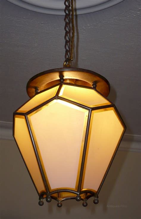 arts and crafts lighting antiques atlas arts and crafts copper ceiling light