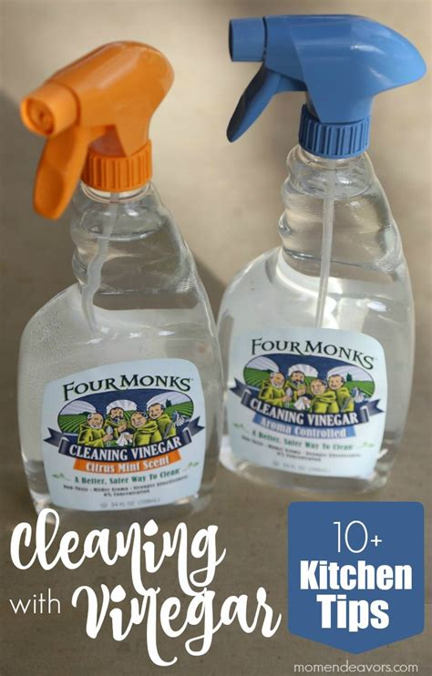 non toxic home cleaner 10 kitchen uses for vinegar