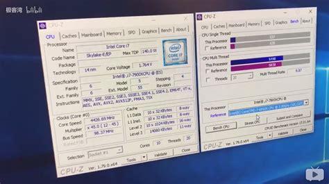 Intel I9 7900x Intel X Series I9 7900x Crushes The I7