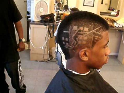 haircut designs spider web haircut mowhawk with spider web design youtube
